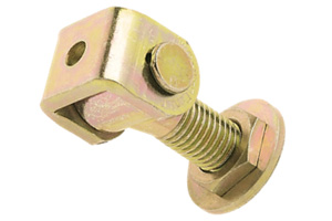 product: Adjustable Weld On Gate Hinges
