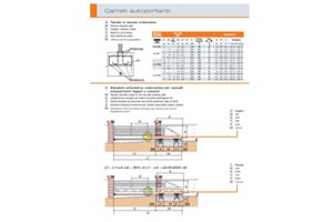 product: Cantilever Gate Tech Sheet