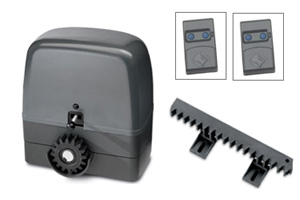 product: Carrera 800-kg 240v Electric Sliding Gate Automation Kit