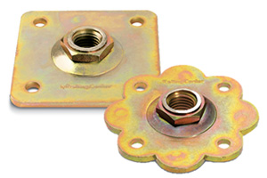 product: Fixing Plates for Adjustable Hinges