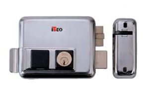 ISEO 12V AC Stainless Steel Electronic Lock / Gate Latch