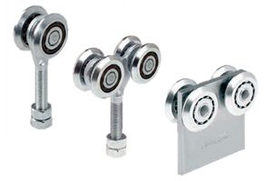 Light-Weight Overhead Sliding Door Hardware & Accessories