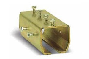 product: Overhead Guide Track Joint Support Brackets