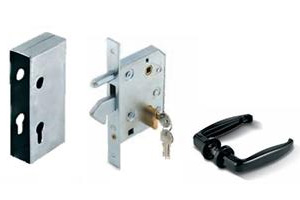 Sliding Gate Lock