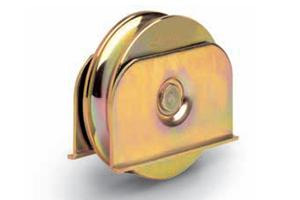 Sliding Gate Wheels With Outer Support