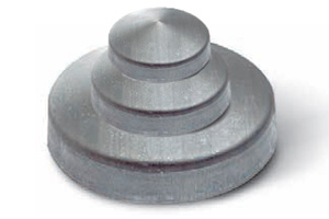 Weldable Round Post Caps